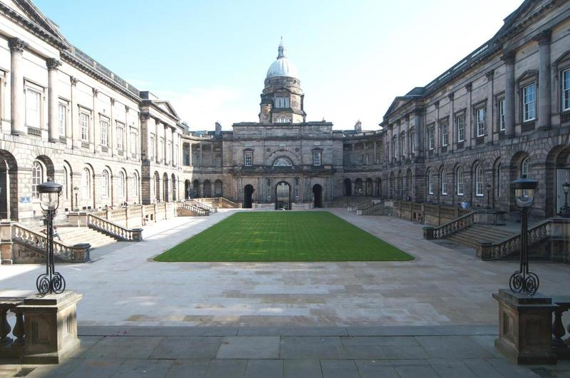 Medium old college quad
